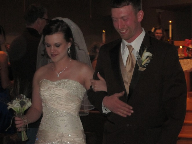 The Newest Newlywed Lefebvres!