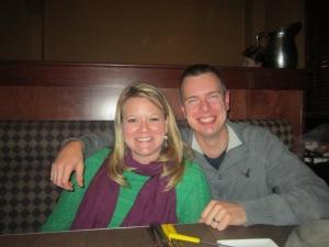 Josh and Julia