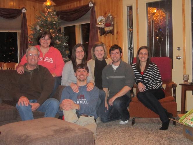 The Lefebvre Family: 2013