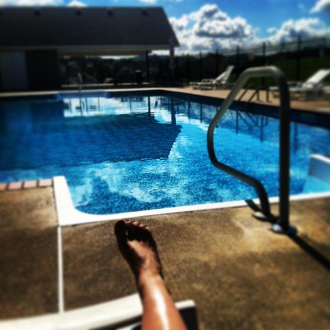 Pool Fun 2013